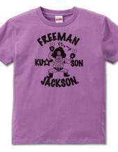 フリーメンクソン・ジャクソン Tシャツ