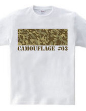 CAMOUFLAGE #3