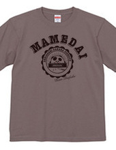 「まめだい」カレッジ風 Tシャツ