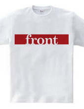 Front - red