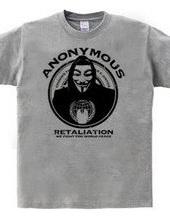 世界屈指のハッカー集団 アノニマス 報復