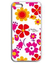 Floral print iPhone case