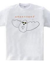 ホウホウフクロウズ バンドシャツ