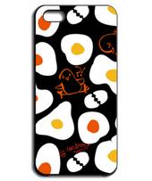 目玉焼き柄iPhoneケース