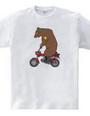 Biker Bear