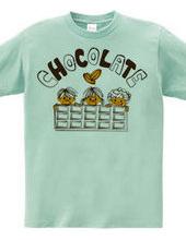 チョコレートと子供たち