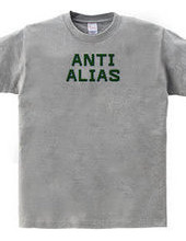ANTI ALIAS(GREEN)