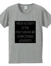 Fresh activity…