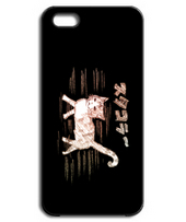 スタコラ猫さまiPhoneケース