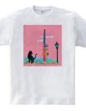 ジシコフのTV塔