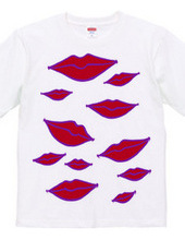 Lips-red