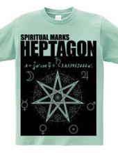 Star heptagon