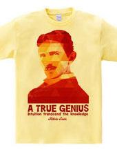 A True Genius - Nikola Tesla-