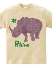 Rhino(Flower)