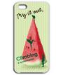 Climbing watermelon