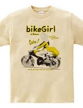 ベトナムモーターバイクガール