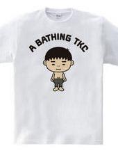 A BATHING TKC