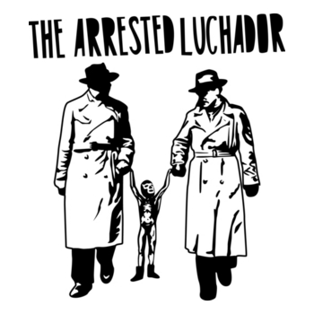 The arrested luchador mono