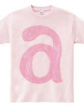 pink ~ a ~