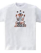 mars juggler