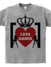 LOVE DANCE (crown girl)