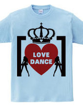 LOVE DANCE (crown girl)