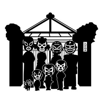 Familia de luchadores8