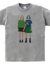 Enid & Rebecca #2