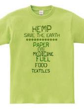 hemp save the earth