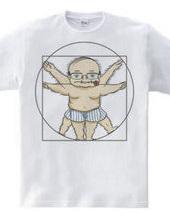 フトッテルッス的人体図
