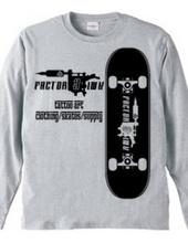 Skate board tattoo machine skateboard lo