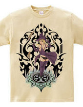 Tribal pattern type15 Hexa -witch1-