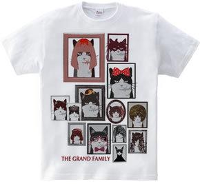 家族の肖像・猫族