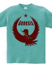 genesis-red