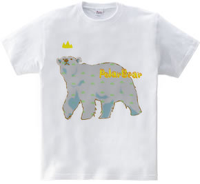 polar bear(crown)