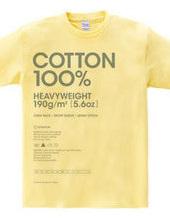 5.6 oz t-shirt.