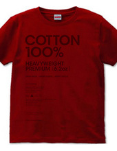 6.2オンスTシャツ