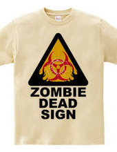 ZOMBIE DEAD SIGN 2