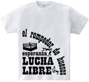 Typography Lucharibre