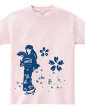浴衣少女01(B)