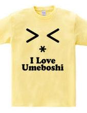 梅干大好き I Love Umeboshi(K)