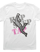 [POP LABEL] HOP STEP TAP.ver2