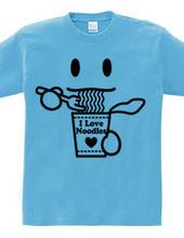 ラーメン大好き I Love Noodles(K)