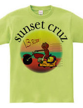 sunset cruz