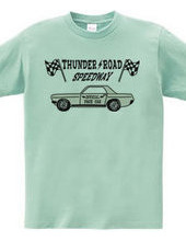 thunder road speedway official pace car