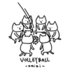 VOLLEYBALL -shy away-