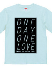 ONE DAY ON LOVE