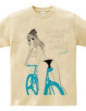 As Bare As You Dare Bike Ride