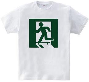 Skating pictogram