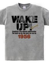 目を覚ませ!